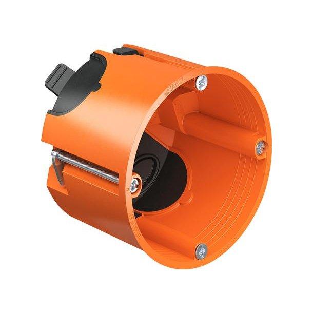 Dåse Forfra Ø68mm D62mm Lufttæt