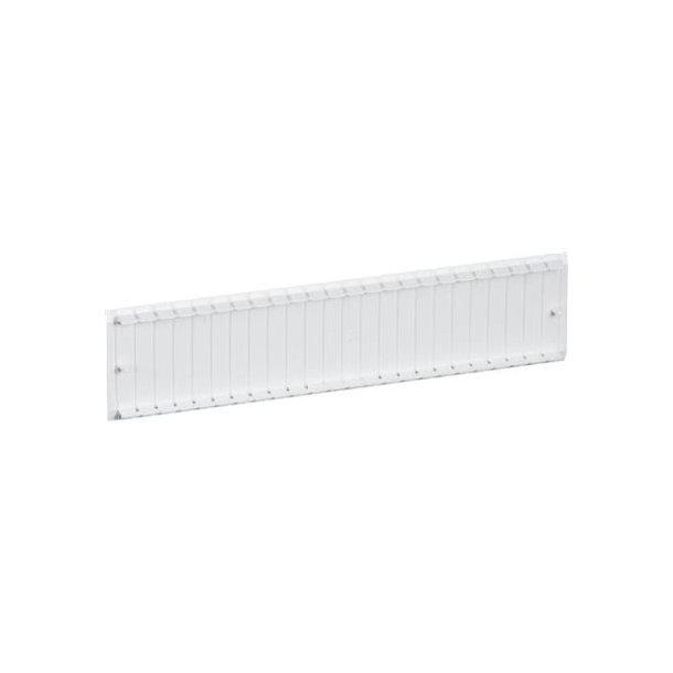 Dæksel F/afblænding 6xm36 Hvid