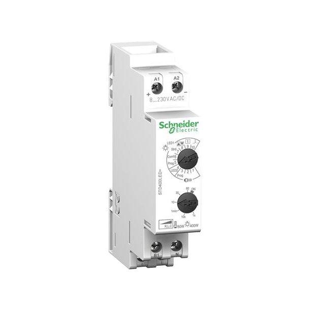Din LED Komfort Dimmer 60W IHC/SA