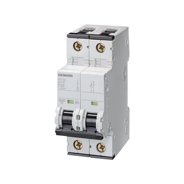 Automatsikring C-Kar, 10A, 1P+N, 10kA