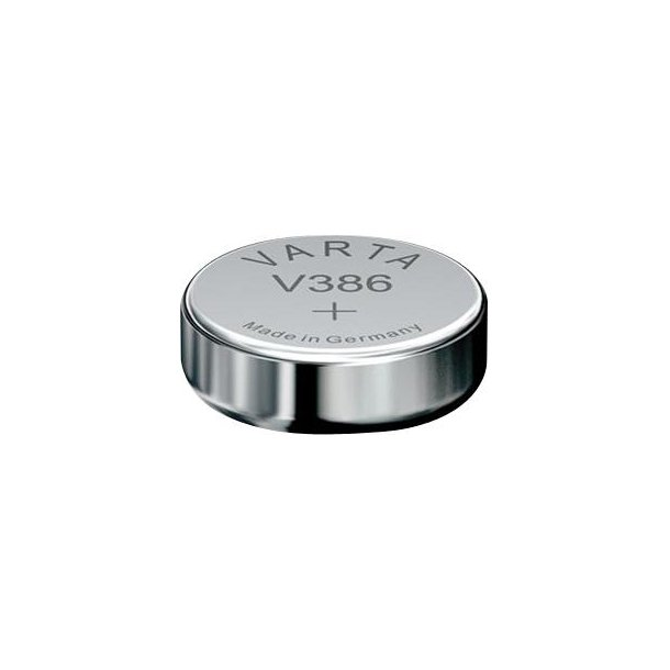 Batteri V386 Sr43 1,55V 105mAh