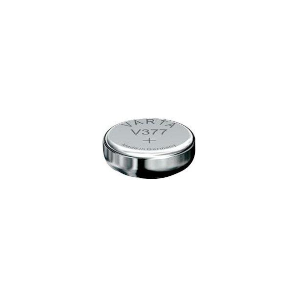 Batteri V377 Sr66 1,55V 27mAh