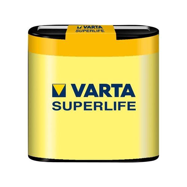 Batteri Superlife 4,5V 3R12p-1B
