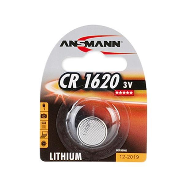 CR1620 Knapcelle Batteri 3V/70Mah Li