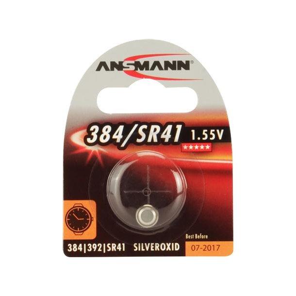 Batteri V392/384 Sr41 1,55V K-1 (=10 stk.)