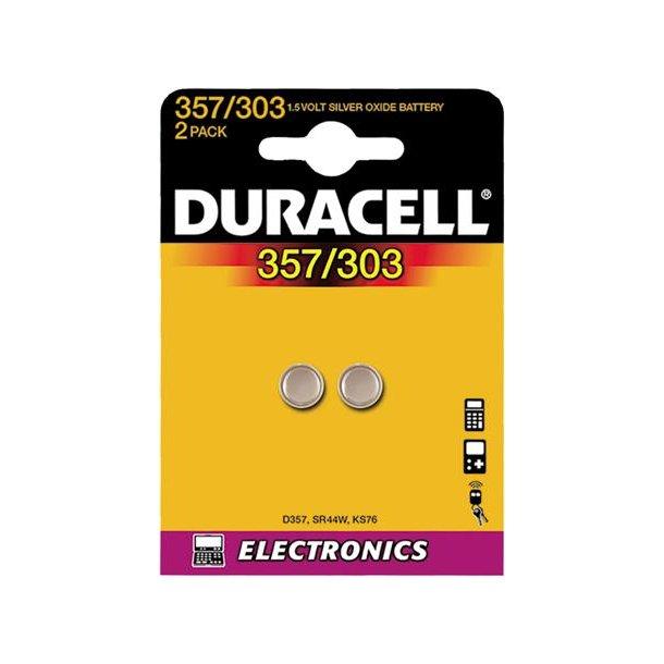 Batteri Ur 357/303 1,5 Volt