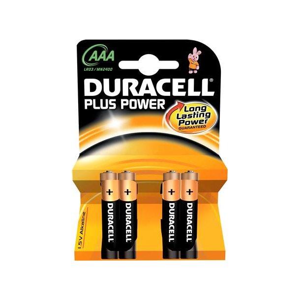 Batteri Plus Mn2400 Aaa