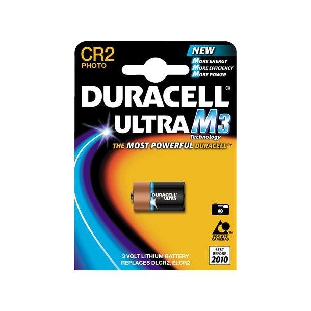 Batteri Foto Cr2 Lithium
