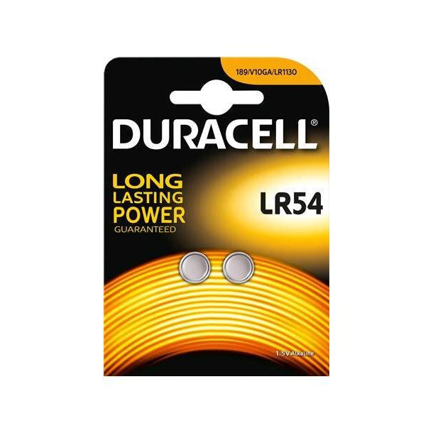 Batteri Lr54 1,5 Volt
