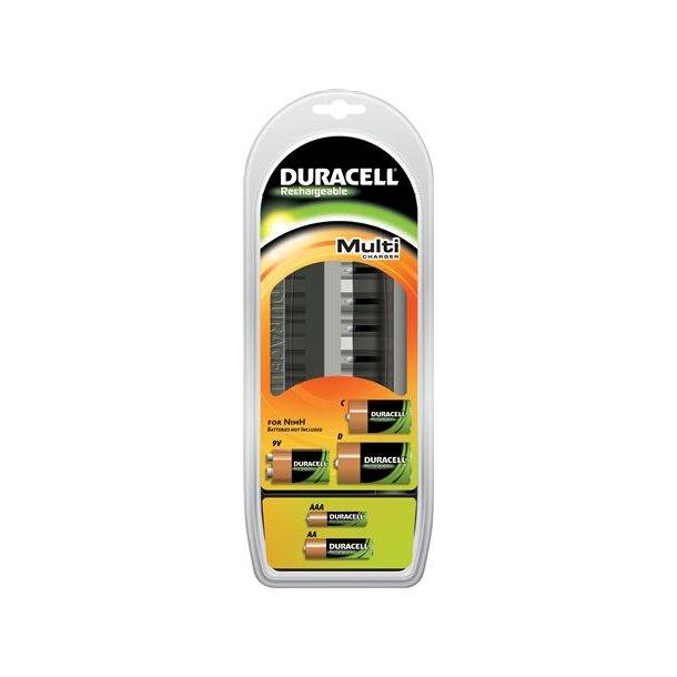 Batteri Lader Cef22 Multilader (=4 stk.)
