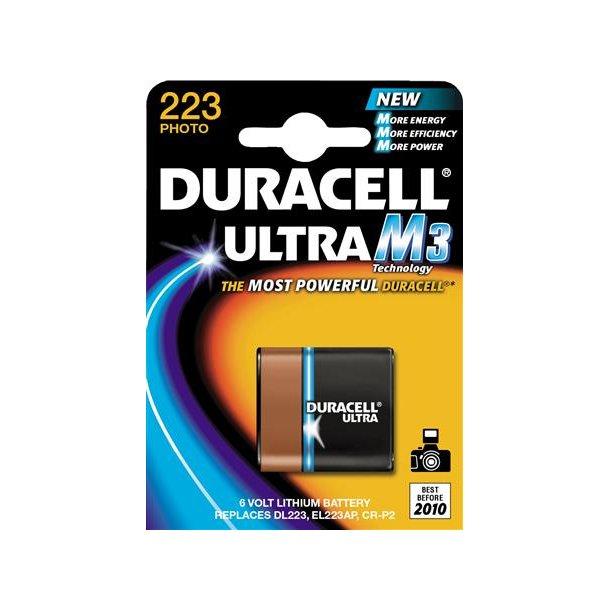 Batteri Foto Dl223a Crp2