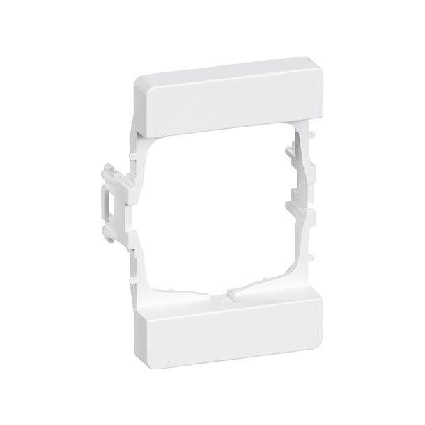 Clicline Adapter Lodret Hvid