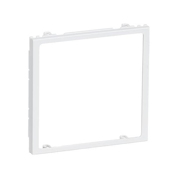 Clicline Ramme 1,5 Modul Universal Hvid