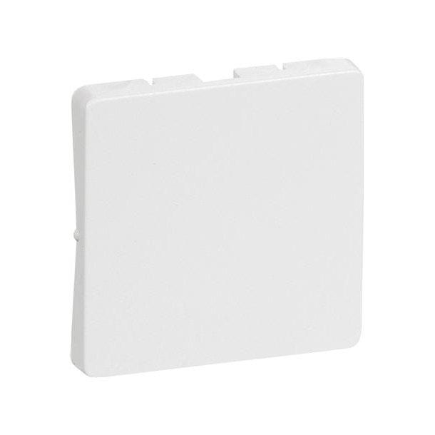 Fuga Afdækning 1 modul Blænd Hvid