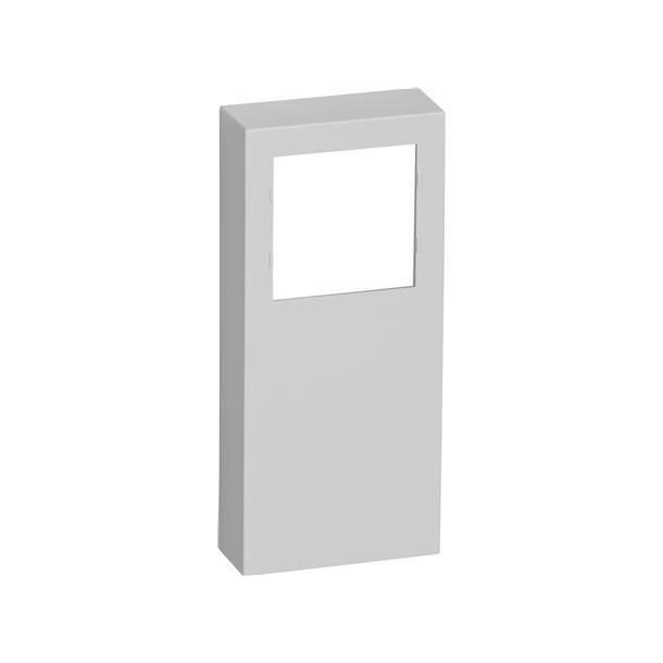 Fuga Afdækning 1 modul Panel.Gl Lysegrå