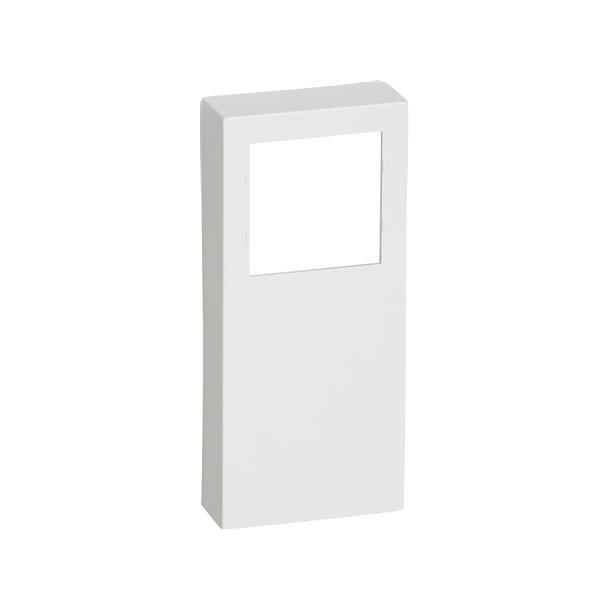 Fuga Afdækning 1 modul Panel.Gl Hvid