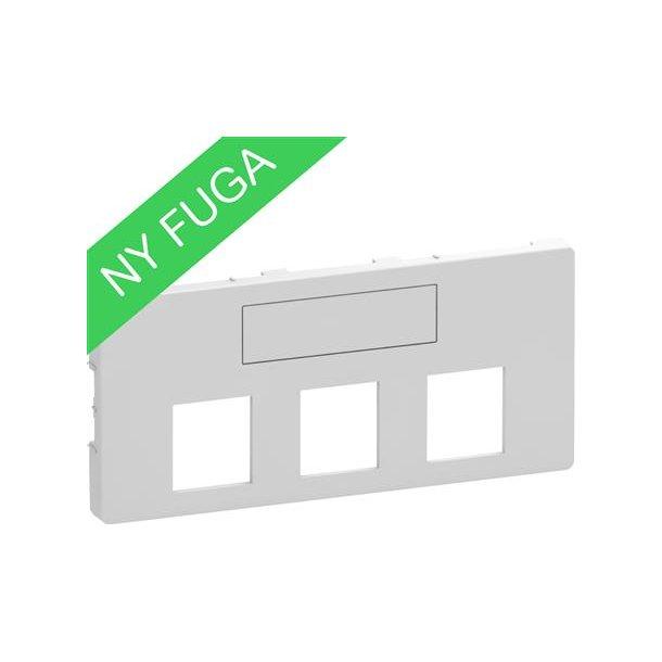 Afdækning Fuga 3X Actassi, 2M, Lysegrå