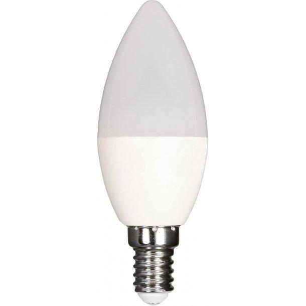 LED Kerte E14 4W 250Lm 2700K - Dæmpbar