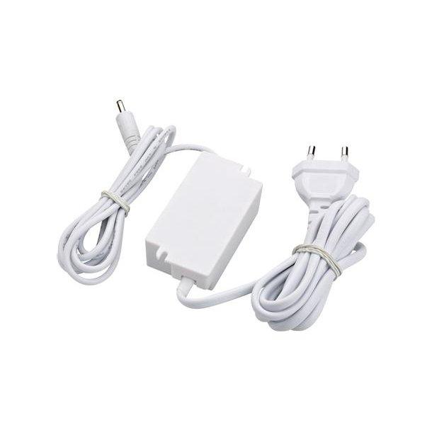 Connect Strømforsyning 12W Hvid