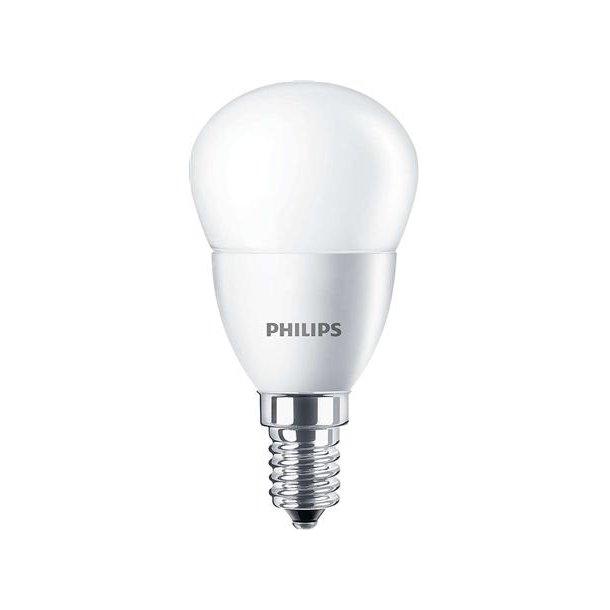 CorePro LED Krone 5,5W/827 E14 Mat (40W) 2700K