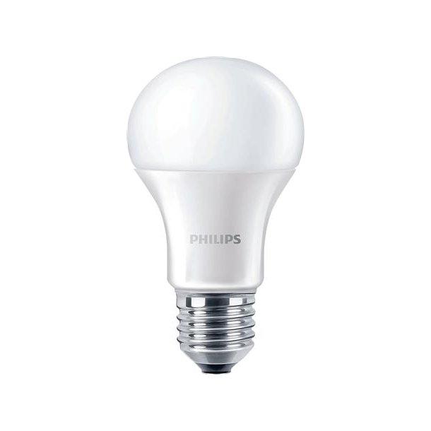 CorePro LED Standard A60 11W/827 E27 Mat (75W) 2700K
