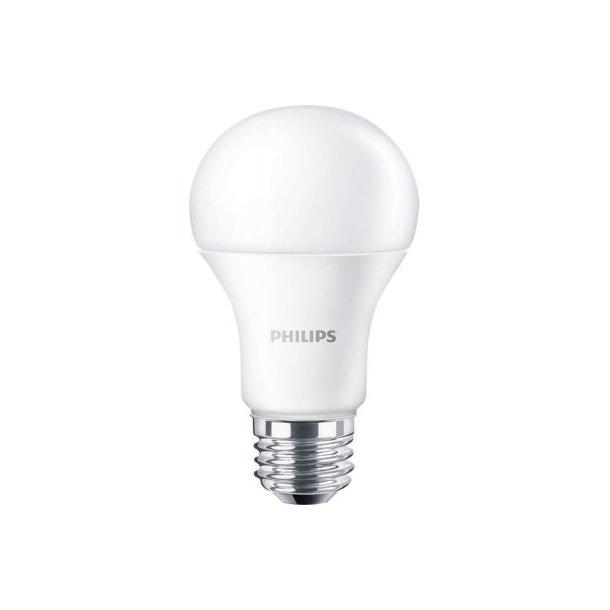CorePro LED Standard A60 D 8,5W/827 E27 Mat (60W) 2700K - Dæmpbar