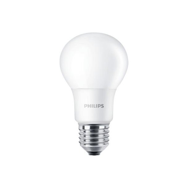 CorePro LED Standard A60 5,5W/827 E27 Mat (40W) 2700K