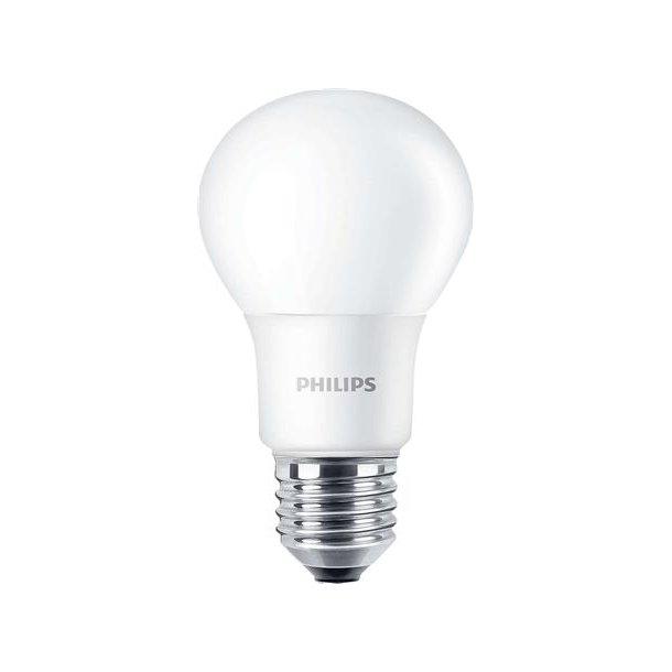 CorePro LED Standard A60 8W/827 E27 Mat (60W) 2700K
